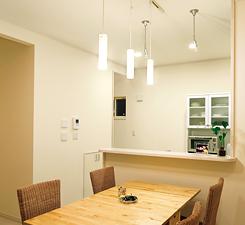 住宅LED工事