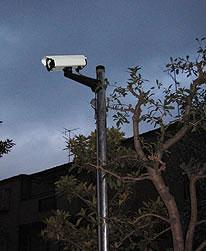 防犯カメラ設備