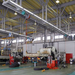 工場LED照明