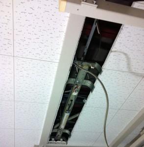 LED照明取替え工事